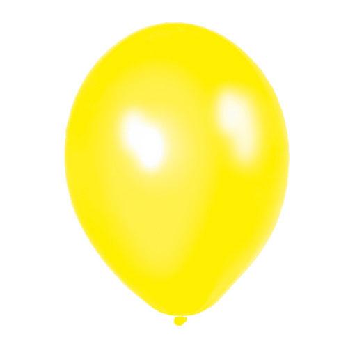 Globos Amarillos Perlados
