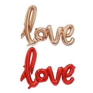 Globos Mailer Love