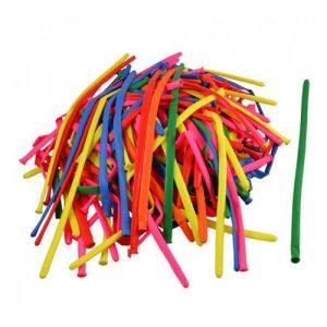 Globos Pencil Colores Variados