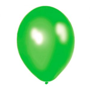 Globo Verde Claro Perlado