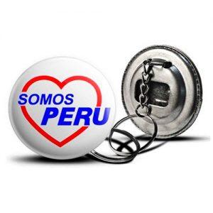 Llavero Destapador Somos Perú