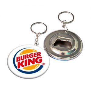 Llavero Destapador Burger King