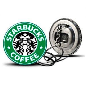 Llavero Destapador Starbucks