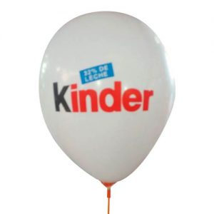 Globo Kinder Chocolate