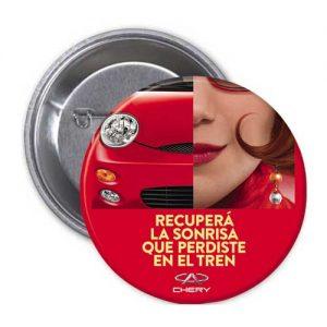 Pin Publicitario Auto Chery