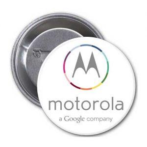 Pin Publicitario Motorola