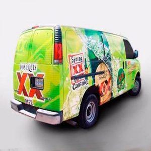 Impresión en Vinil Rotulado para Auto