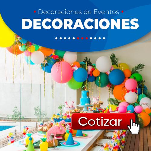 Decoraciones para Eventos Decoracion Globos